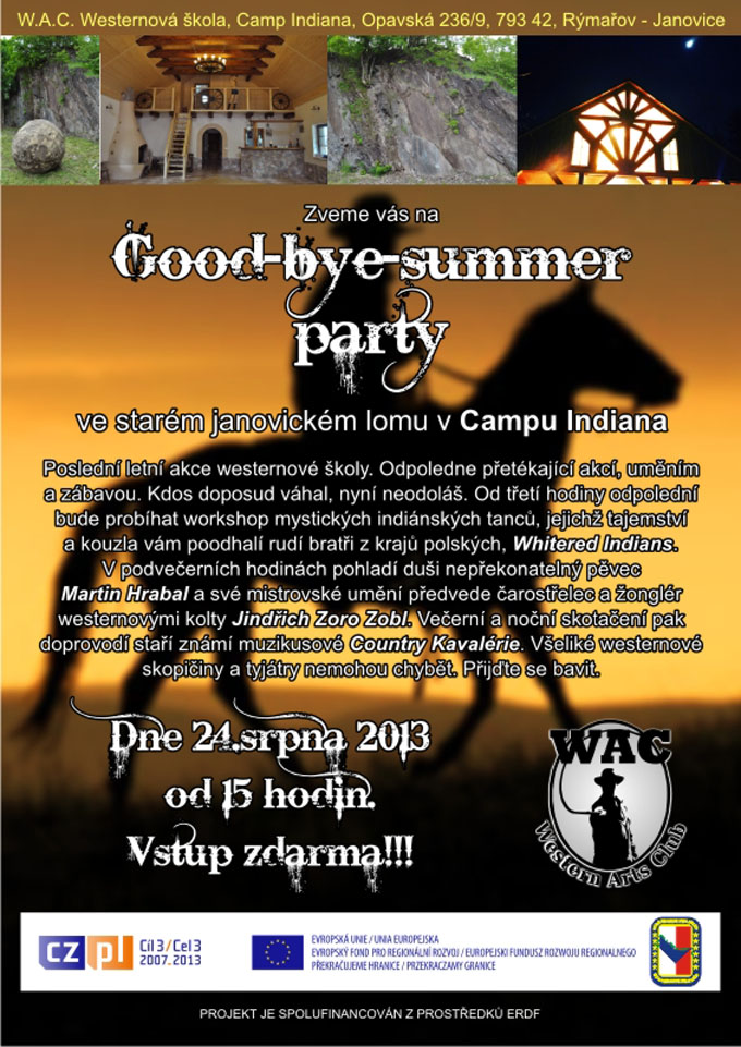 goog-bye-summer party